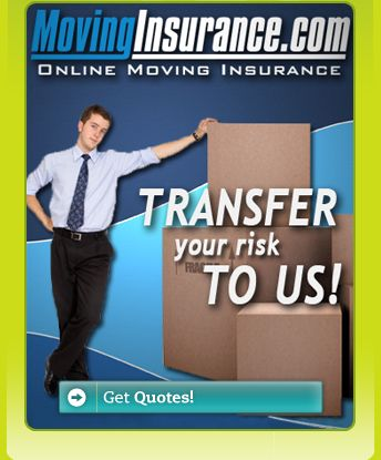 MovingInsurance.com Online Moving Insurance: Transfer your risk To Us