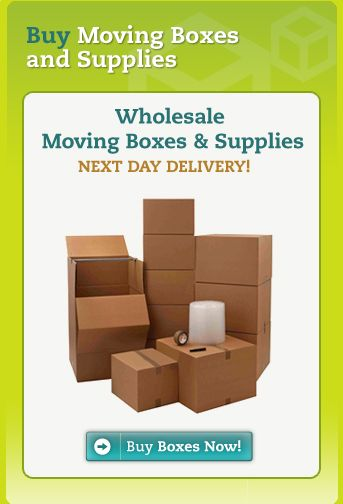 Wholesale Moving Boxes & Supplies. Next Day Delivery!